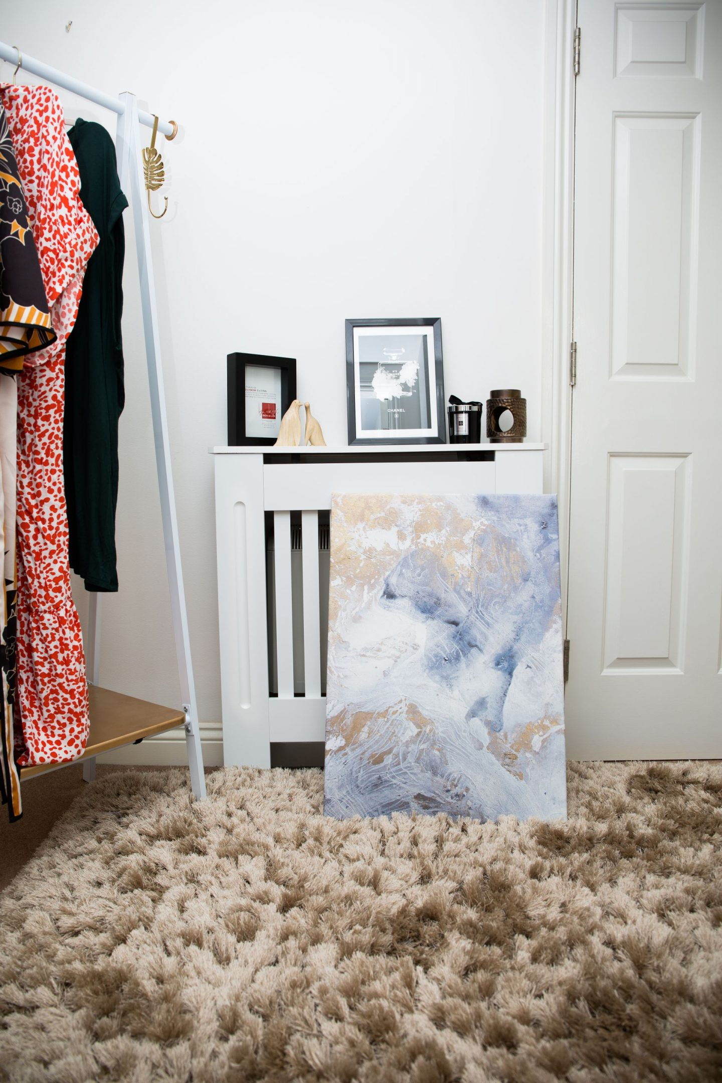 Marble Canvas Wall Art WhatLauraLoves Posterlounge