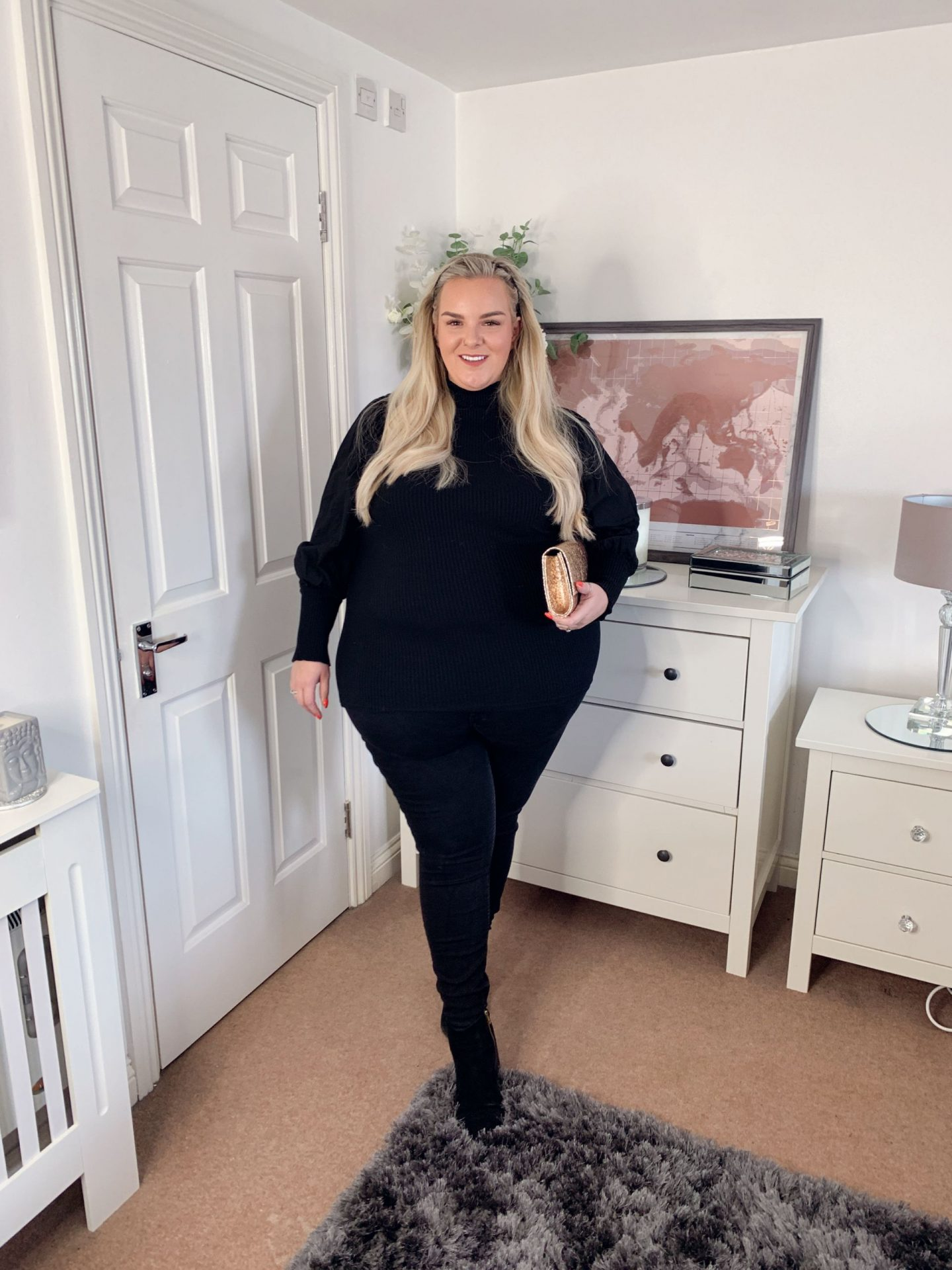River Island Plus Size Blogger